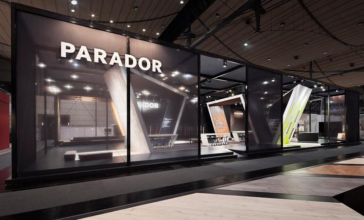 messestand parador plot. Black Bedroom Furniture Sets. Home Design Ideas