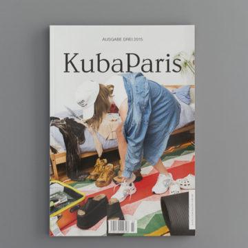 KubaParis – Zeitschrift für junge Kunst