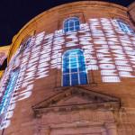 Wortfusion – Eine Installation zum 25. Jahrestag der Deutschen Einheit